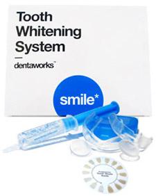 Tandblekning hemma med DentaWorks