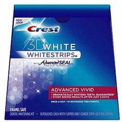 white stripes tänder